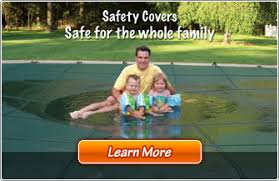 above ground pool covers. Learn More About Our Safety Covers. Above Ground Pool Covers