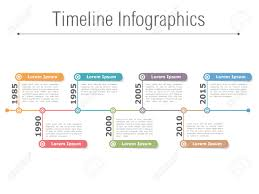 timrline timeline infographics design template process diagram royalty free