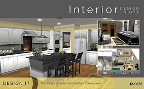 Basement Design Software Gorgeous Amazon Punch Interior Design Suite V48 The Bestselling
