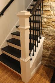 Refinishing Basement Stairs Best 10 Staircase Remodel Ideas On Pinterest Stair Makeover
