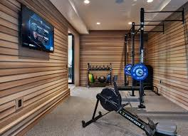 Best 25+ Home gym design ideas on Pinterest | Home gyms, Gym room and  Basement gym