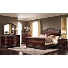 furniture bedroom set. Wonderful Bedroom Wallaceton Queen Sleigh 5 Piece Bedroom Set Inside Furniture A