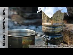 homemade survival water filter. Make YOUR Survival Water Filter - Step-By-Step Portable Emergency DIY Homemade N