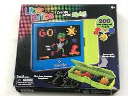 New Light Bright Light Bright Game By Hasboro W 1st Ever Reusable Templates