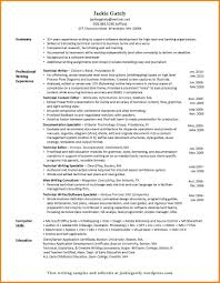 Technical Writer Resume Template Videographer resume template best of technical writer resume 18
