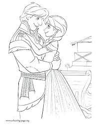 Disney Princesses Coloring Page Princess Coloring Pages Frozen