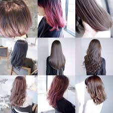 2017年最新版最近人気のある髪色は外国人風のピンクやアッシュ