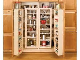 tall white kitchen pantry cabinet diy
