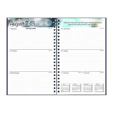 Planner 5 House Of Doolittle Hod274rtg22 Weekly Assignment Planner Academic