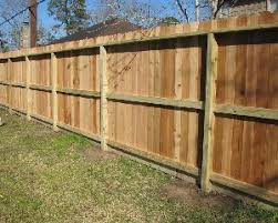 fence construction. get a quote on an economical privacy fence in the woodlands texas construction t