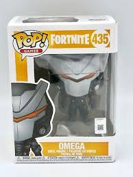 <b>Funko Pop</b> Games: Fortnite Series 1 - <b>Omega</b> (435) Figure Item ...