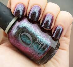 Day Loves Colours Orly Galaxy Girl Z Cosmic Fx Collection