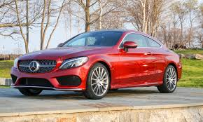 Request a dealer quote or view used cars at msn autos. 2017 Mercedes Benz C Class Coupe First Drive Review Autonxt