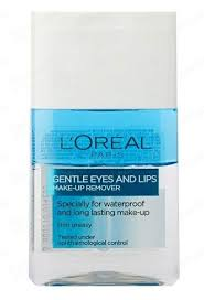 l oreal gentle waterproof eye and lip makeup removermake up removers micellar water eye make up