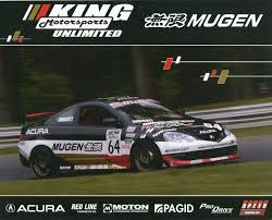 64 king motorsports mugen rsx world challenge rsx