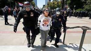 Sacramento mayor calls Capitol protests ...