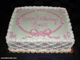Birthday Cakes Your Name Hello Kitty Cake With 500500 Attachment
