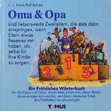 Oma Opa C J Frank Buch Gebraucht Kaufen A02hfddm01zzz