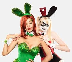 view in gallery poison ivy and harley quinn costumes 960x828 21 costumes that are great or