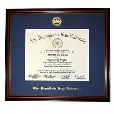 what does a penn state world campus diploma look like quora here is an example