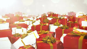 Gifts Background Christmas Gifts Background