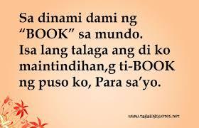 Love Quotes For Him Tagalog English Love Quotes Tagalog Para Sa