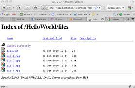 Apache – Disable Directory Listing | Eureka!
