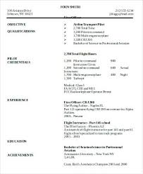 airline resume format sample airline pilot resume airline pilot cover letter pilot cover