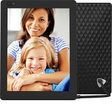 a photo of the best digital picture frame seed 10 inch by nixplay