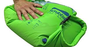 The Scrubba wash bag, a portable <b>mini washing machine</b> - Plastics ...