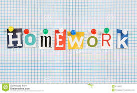 homework word homework stock image image of work extra letters
