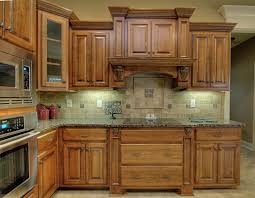 Kitchen Ornament Cabinets Storages Privileged Kitchen Interior Classic