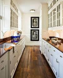 Some New Galley Kitchen Designs To Get The Complete Look For Your Beauteous Designs For Small Galley Kitchens