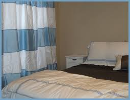 Striped Bedroom Curtains Stylish Horizontal Striped Curtains Color Design Ideas And Decor