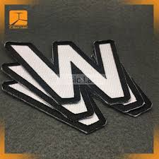 Custom iron on embroidered letters iron on 640x640xz