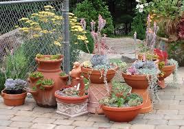 Likable Container Garden Ideas Marvellous Creative Diy Containers Container Garden Plans