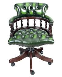 green leather swivel desk chair antique green leather office chair green leather swivel office desk chair