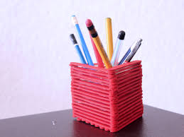 Decorate Pencil Case How To Make A Pencil Holder 13 Steps With Pictures Wikihow