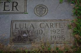 Lula S Carter Carpenter (1926-1996) - Find A Grave Memorial