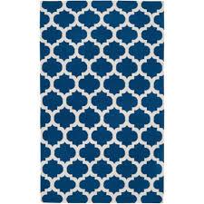 lanart rug zola blue 8 ft x 10 ft indoor contemporary rectangular area rug the home depot canada