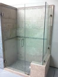 frameless glass shower glass shower elegant seamless glass shower doors shower doors lake forest glass shower