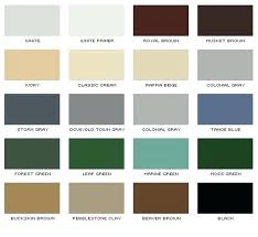 Vinyl Siding Color Chart Blog Creative Design Furniture