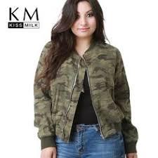 <b>Kissmilk Plus</b> Size Fashion <b>Women</b> Clothing Casual Camouflage ...