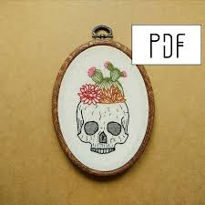 Cactus Embroidery Pattern Amazing Inspiration Ideas