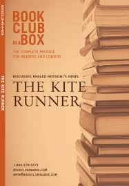 buy kite runner by khaled hosseini the sparknotes literature bookclub in a box discusses khaled hosseini s novel the kite runner the complete package for readers and leaders