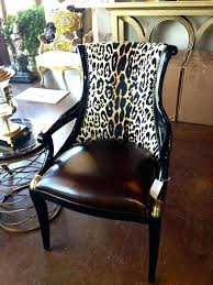 stupendous likeable animal print dining chairs in amusing zebra room chair covers for printed
