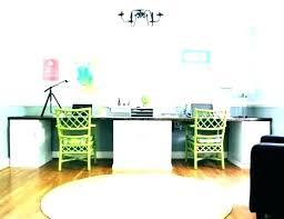 two person home office desk. 2 Person Office Desk Two Home Desks