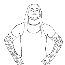 Wwe Colouring Pages John Coloring Pages For Kids A Wwe Coloring