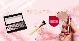 makeup revolution innovative kosmetik aus england rossmann de rossmann de