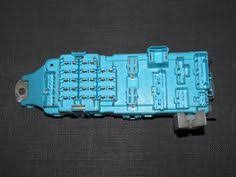 85 86 87 88 89 toyota mr2 oem interior fuse pump cover products 86 92 toyota supra oem interior fuse box